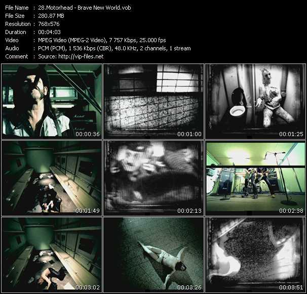 Motorhead - Brave New World