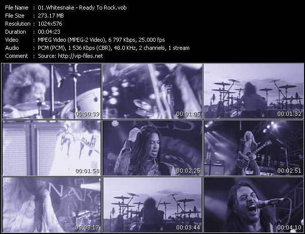 Whitesnake - Ready To Rock