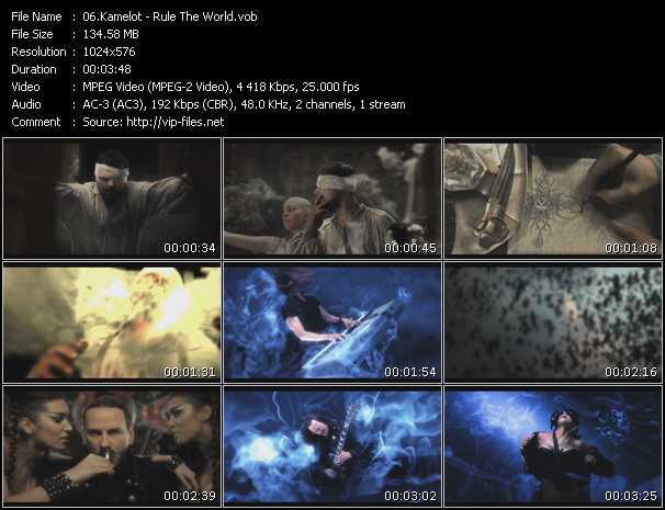 Kamelot - Rule The World