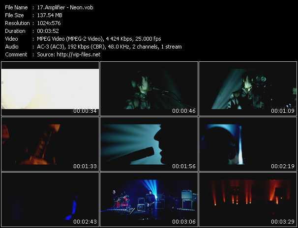 Amplifier - Neon