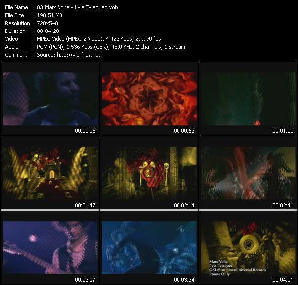 Mars Volta - I'via I'viaquez