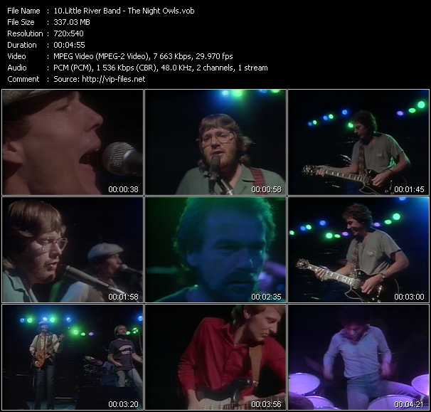 Little River Band - The Night Owls