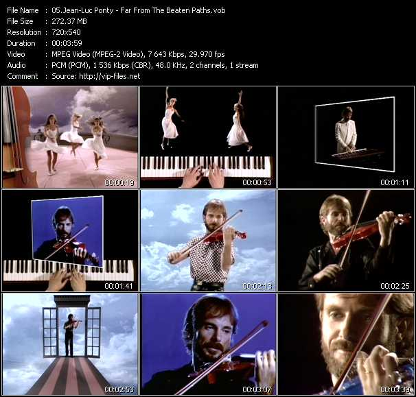 Jean-Luc Ponty - Far From The Beaten Paths
