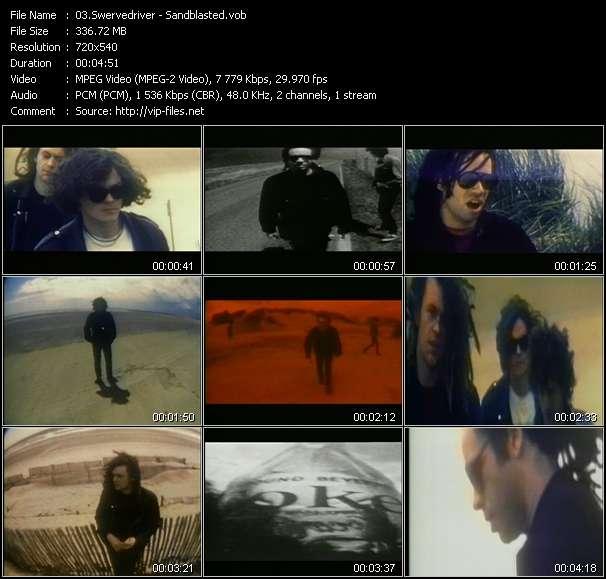 Swervedriver - Sandblasted