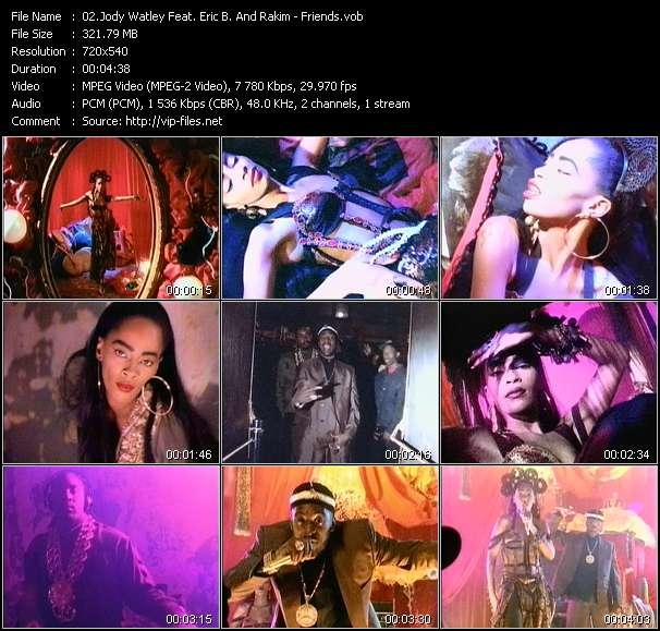 Jody Watley Feat. Eric B. And Rakim - Friends