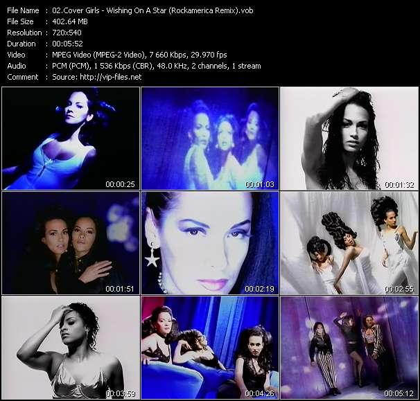 Cover Girls - Wishing On A Star (Rockamerica Remix)