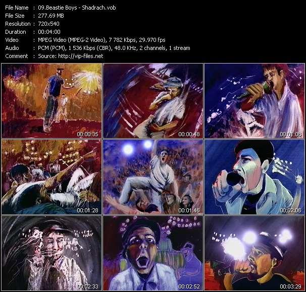 Beastie Boys - Shadrach