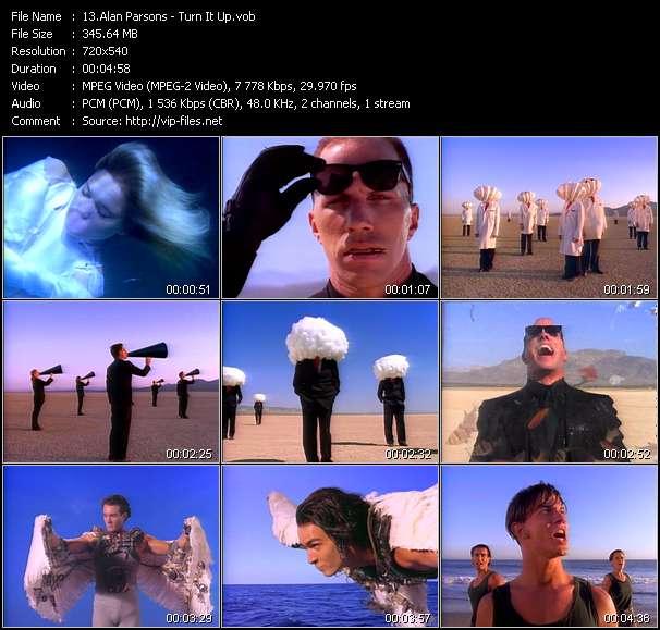 Alan Parsons - Turn It Up