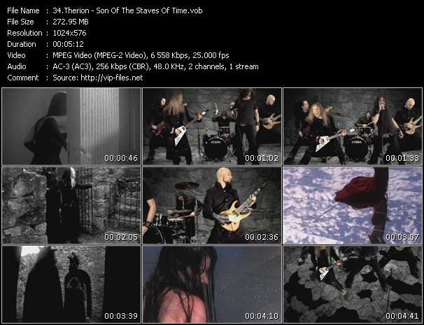 Therion - Son Of The Staves Of Time