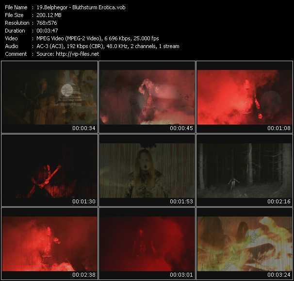 Belphegor - Bluthsturm Erotica