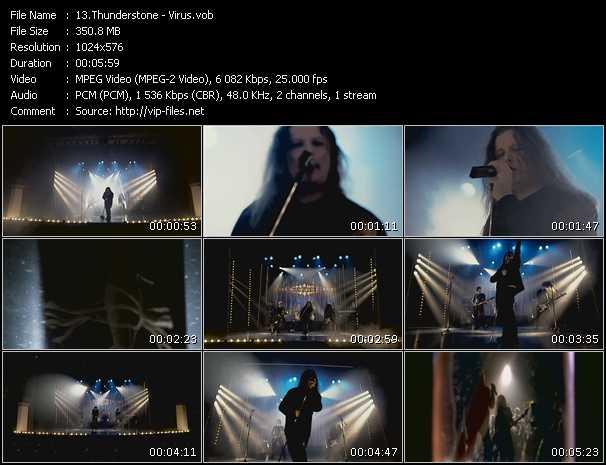 Thunderstone - Virus