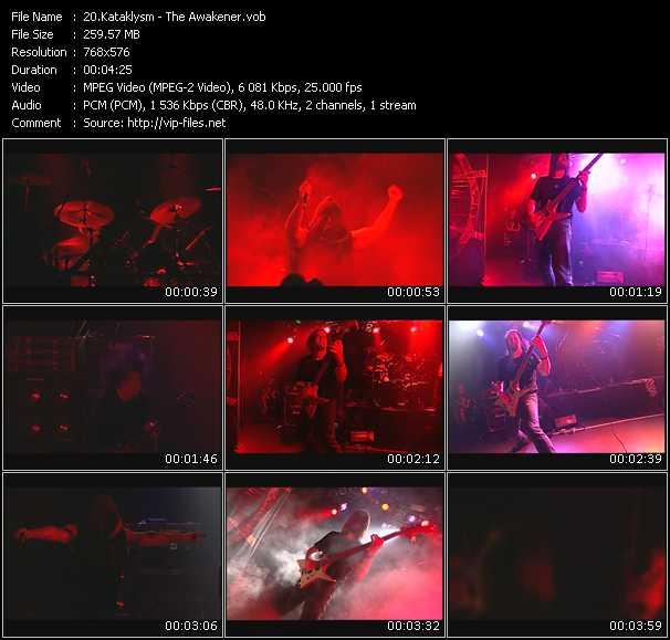 Kataklysm - The Awakener (Live)