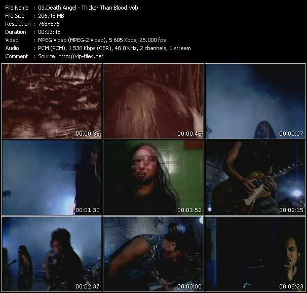 Death Angel - Thicker Than Blood
