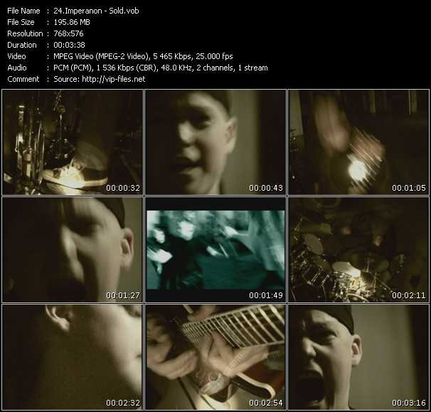 Imperanon - Sold