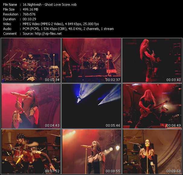 Nightwish - Ghost Love Score