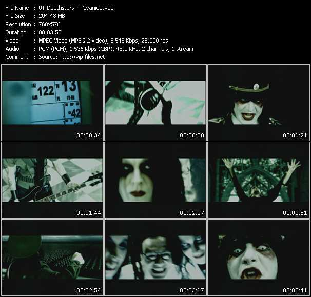 Deathstars - Cyanide