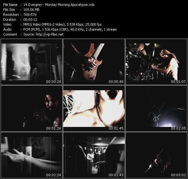 Evergrey - Monday Morning Apocalypse
