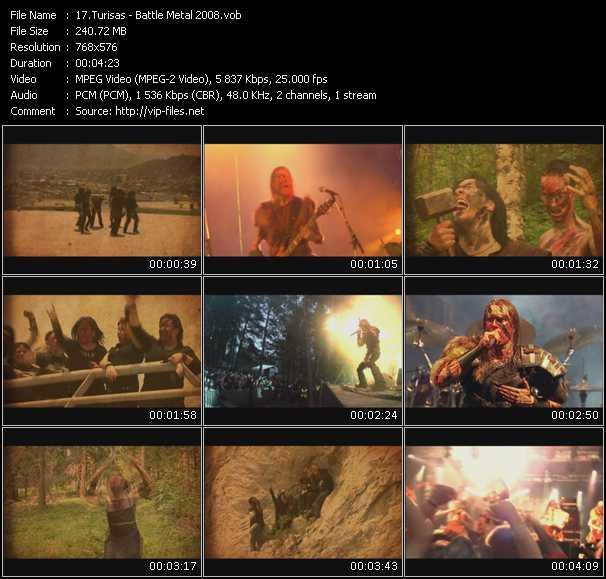 Turisas - Battle Metal 2008