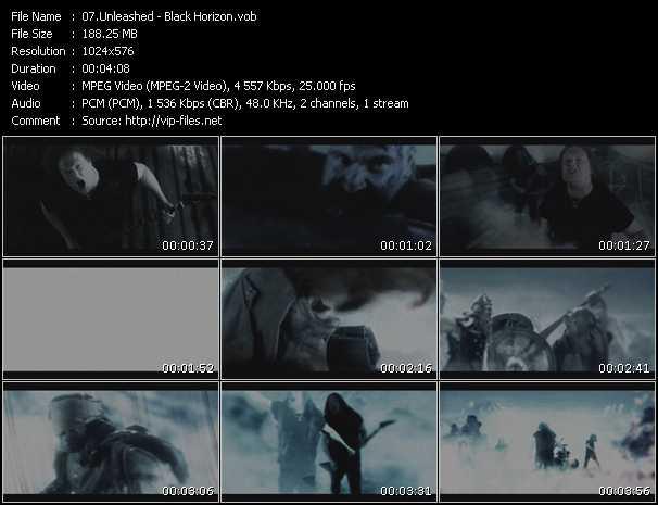 Unleashed - Black Horizon
