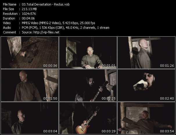 Total Devastation - Reclus