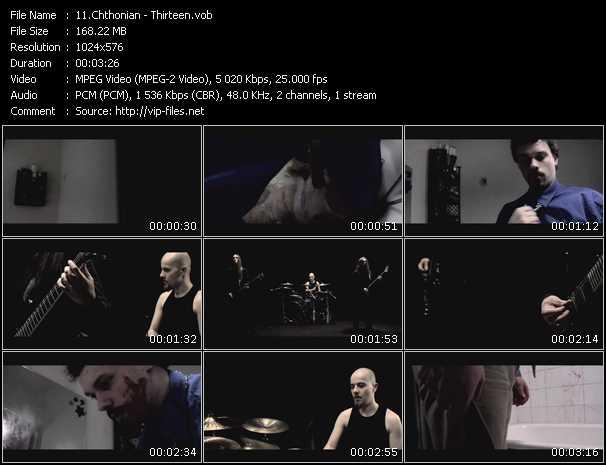 Chthonian - Thirteen