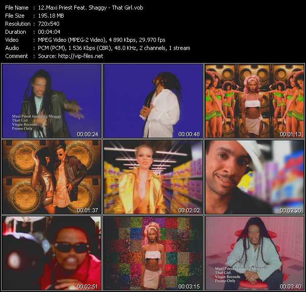 Maxi Priest Feat. Shaggy - That Girl