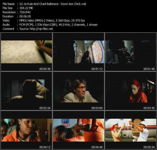 Ja Rule Feat. Charli Chuck Baltimore - Down Ass Chick