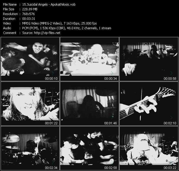Suicidal Angels - Apokathilosis